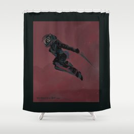 TPoH: Ashes to Ashes Shower Curtain