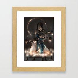 Levitation! Framed Art Print