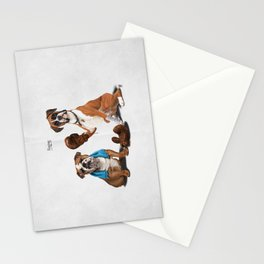 Raging Stationery Cards