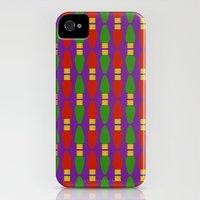 Bulb Wave Royal Slim Case iPhone (4, 4s)