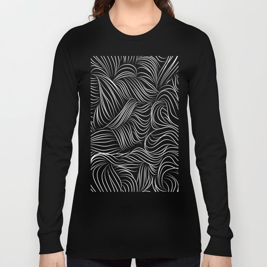 Lines view Long Sleeve T-shirt