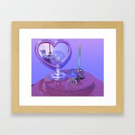 Magic Spell Framed Art Print