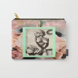 Pin Up Fleur Carry-All Pouch