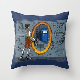 In Need of a Companion Throw Pillow