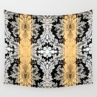 baroque Wall Tapestries featuring Baroque by Monike Meurer