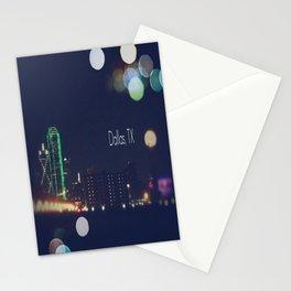Dallas, TX Stationery Cards