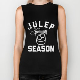 Julep Season Mint Julep Kentucky Southern Bourbon brother Biker Tank