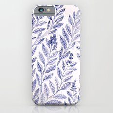 Wild Blue Slim Case iPhone 6