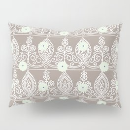 Gypsy Lace in Neutral Pillow Sham