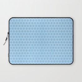 Scandinavian blue Laptop Sleeve