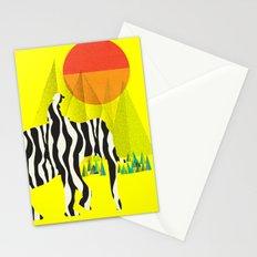 Zelephant - Mahout & Elephant Stationery Cards