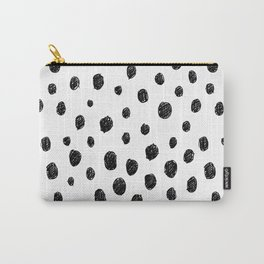 Messy Dots Carry-All Pouch