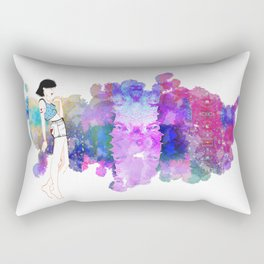Oh dear, come here and I will give you my heart. Rectangular Pillow