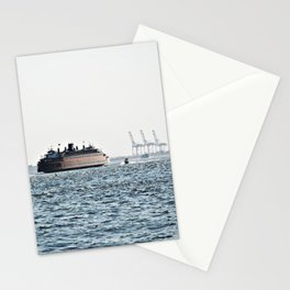 Staten Island Ferry Stationery Cards