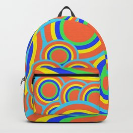 Mod - Colorful Circles Backpack