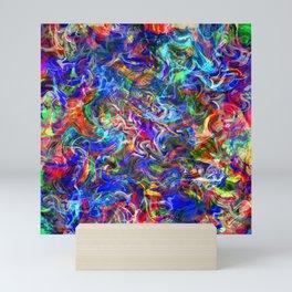 Schizo Mini Art Print