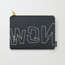 Laser Screen Printing - NOW Carry-All Pouch