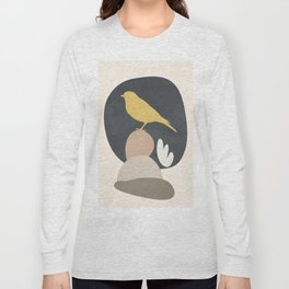 Cute Little Bird II Long Sleeve T-shirt