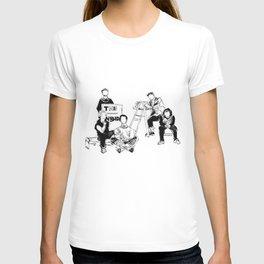 The neighbourhood: band  T-shirt