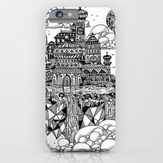 Floating city iPhone 6s Slim Case