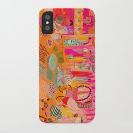Indian Marketplace iPhone Case