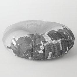 New York Horizon Floor Pillow
