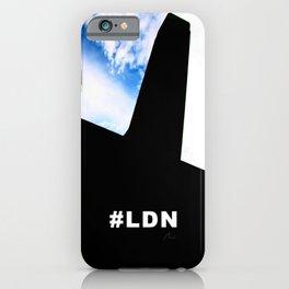 #LDN iPhone Case
