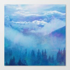 Enchanted Scenery 5 Canvas Print