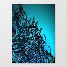 ALCON Canvas Print