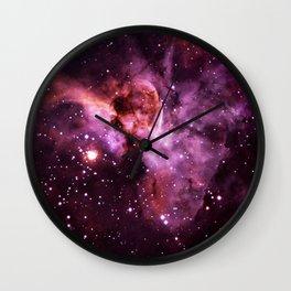 Eta Carinae and the Keyhole Nebula Wall Clock
