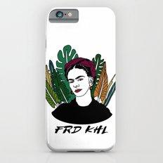 Veggie Frida iPhone 6 Slim Case