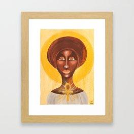 Goddess no 18 Framed Art Print