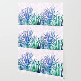 Pastel Palms Wallpaper