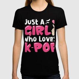 K-Pop Girl Korean Pop Music Japan Kpop T-shirt