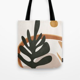 Abstract Plant Life I Tote Bag