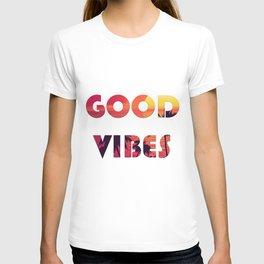 Good Vibes Sunset T-shirt