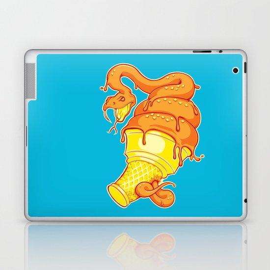 Snake Cone Laptop & iPad Skin