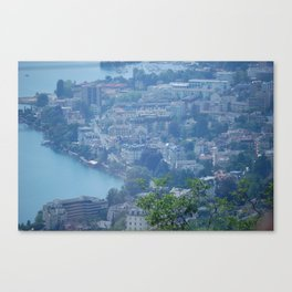 City Outlook Canvas Print