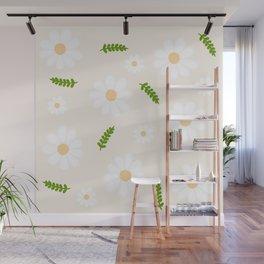 flower patterns Wall Mural