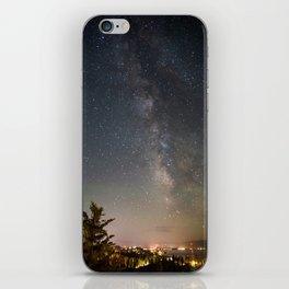South Lake Tahoe Milky Way iPhone Skin
