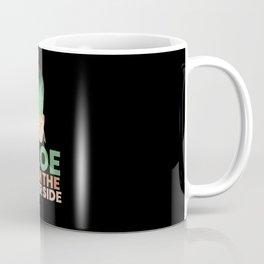 Aloe From The Other Side Aloe Vera Coffee Mug