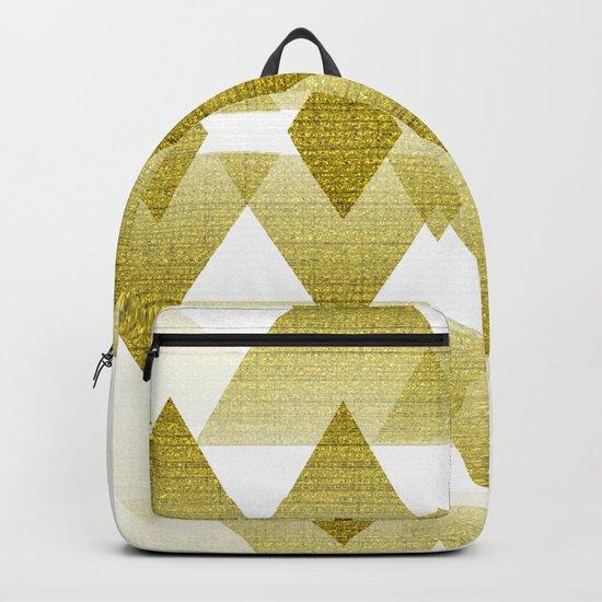 Golden Spirit Backpack