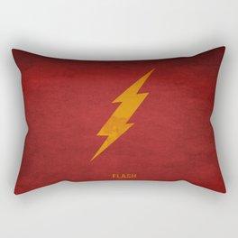The Flash Rectangular Pillow