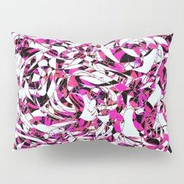 Colour pops - pink Pillow Sham