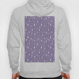 Stains Abstract Ultraviolet Hoody