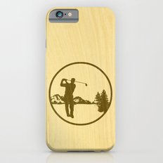 golfer iPhone 6s Slim Case