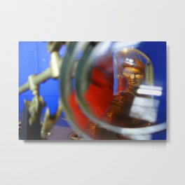 The Chronoscope Metal Print