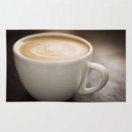 Creamy Coffee Rug