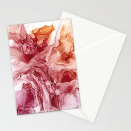 War Dance Stationery Cards