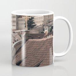 Prague Rooftop 05 Coffee Mug